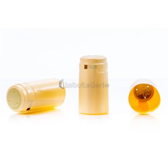 Capison termocontractibil PVC 31x60 mm crem