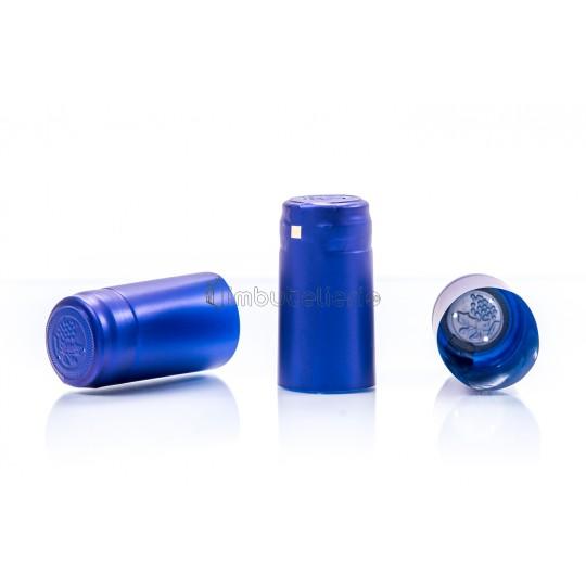 Capison termocontractibil PVC 31x60 mm indigo