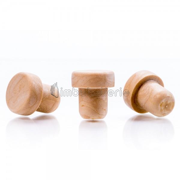 Dop de plastic tip T/Ciuperca 28/12x17 mm