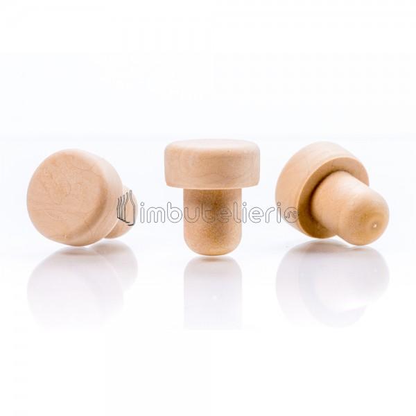 Dop de plastic tip T/Ciuperca 29x13x19.5 mm