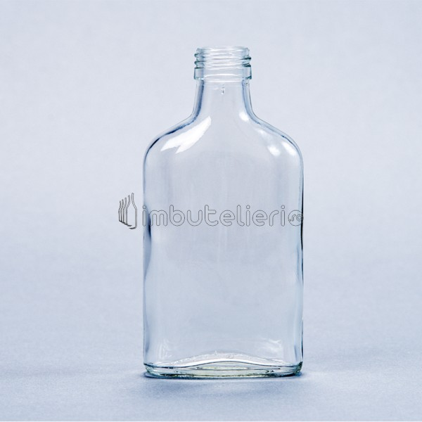 Sticla 200 ml Flask cu filet