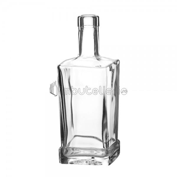 Sticla 500 ml Patrata
