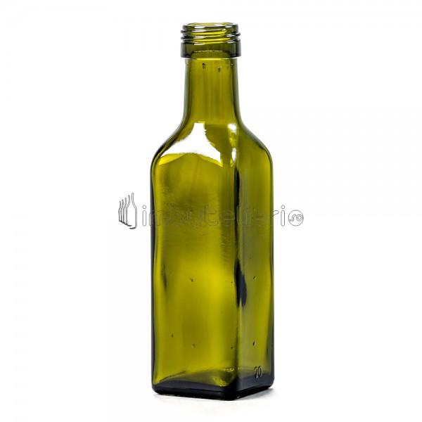 Sticla 100 ml HT Olive cu filet
