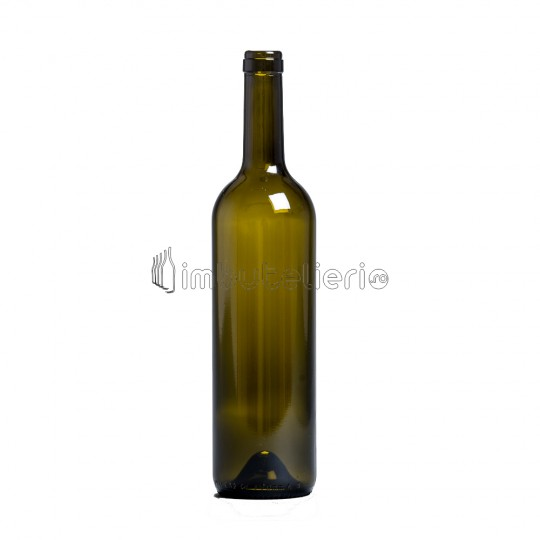 Sticla 750 ml Bordeaux olive